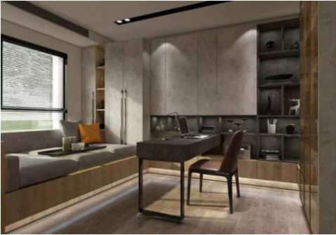 从厨房系列到全屋定制家具系列,这些最流行的原木 高级灰家居设计,我