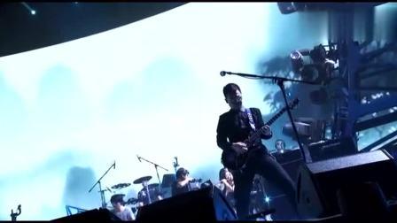 《空谷幽兰》超清版,无损音质,许巍演唱会最经典的一场。