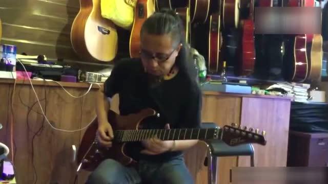 一剪梅电吉他独奏