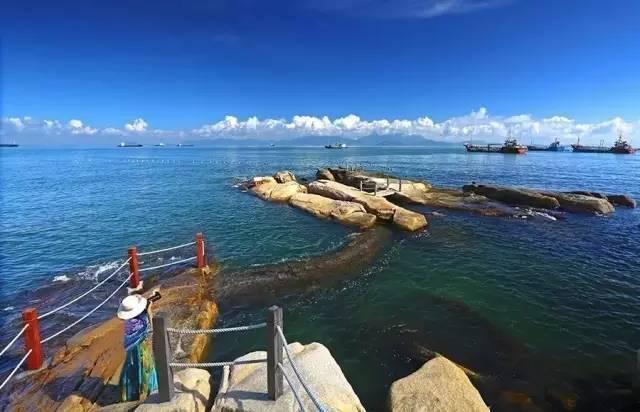珠海3个美到窒息的海岛 深圳坐船2h就可以到 小长假最佳选择