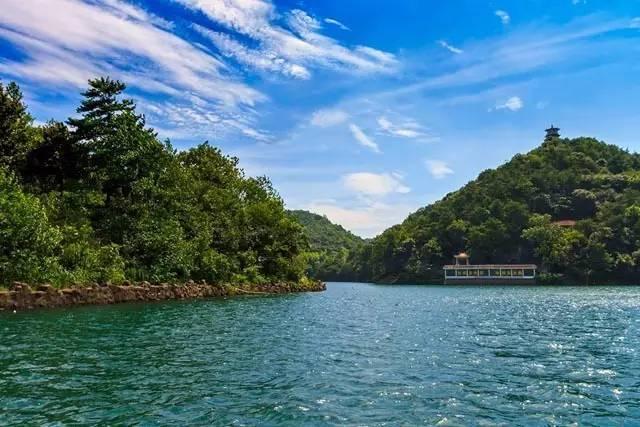湖南长沙有片媲美九寨沟的湖岛, 里面的游乐项目好玩的让你停不下来!