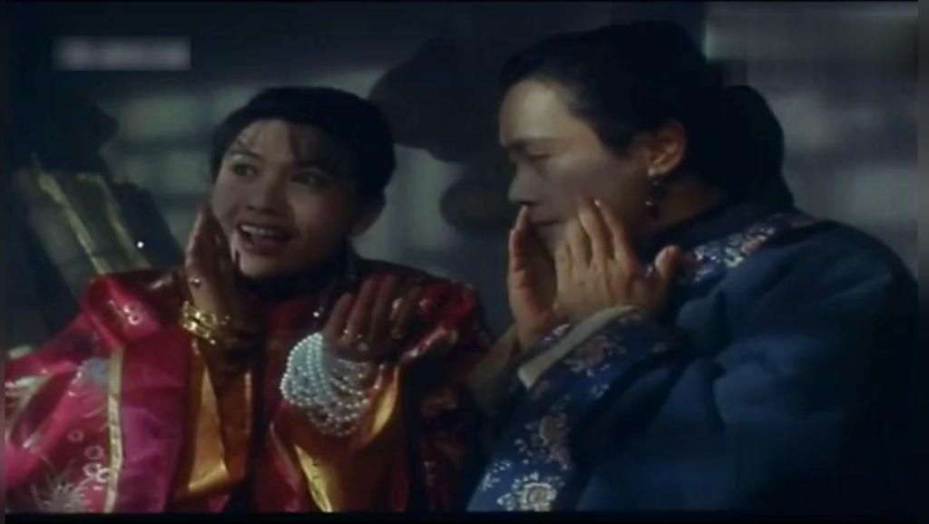 李连杰经典电影,邱淑贞和老妈合伙骗钱,太搞笑了