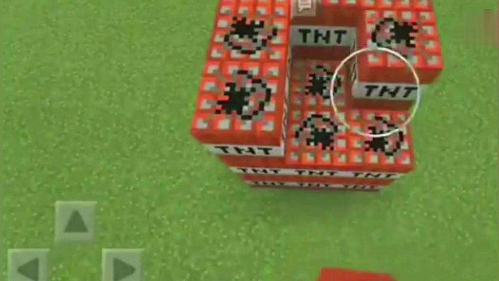 《我的世界》动画: 关于TNT的这些秘密,就连老玩家也会不知道!