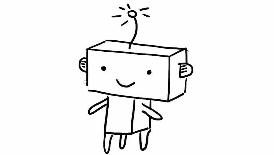 卡通机器人官方视频