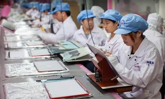 二等代工商和富士康究竟有什么差距