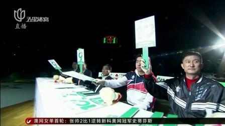 CBA扣篮大赛: 广东工业大学张健豪夺冠 晚间体育新闻