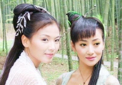 刘涛版《白蛇传》和李连杰版《白蛇传说》.