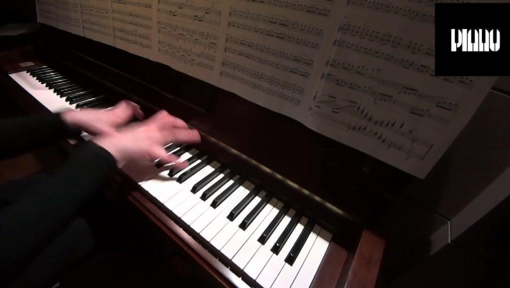 马克西姆钢琴演奏 在时光中漫步