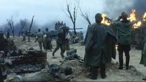 解放戰爭: 《大決戰》電影中的戰爭場面, 為什麼能拍得如此逼真?