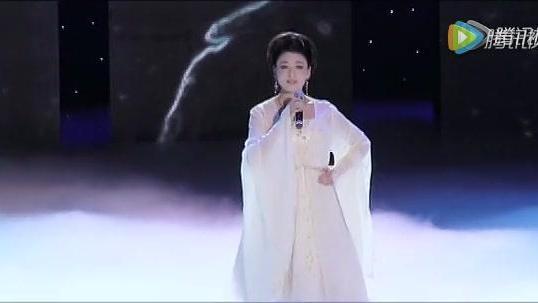 黄梅戏歌《山河之恋》,演唱韩再芬