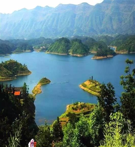 推荐 正文  世界三大千岛湖之一—仙岛湖 湖北阳新仙岛湖与杭州千岛湖