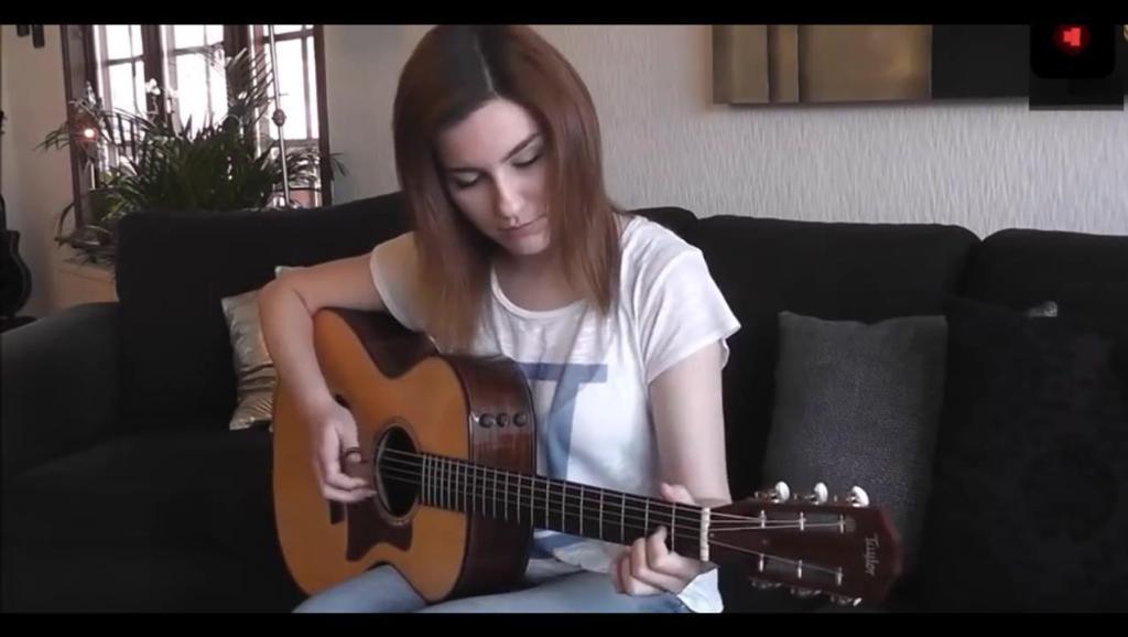 超牛的 加州旅馆 吉他独奏