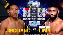 李景亮18拳急速暴击,打懵巴西悍将,创最快KO记录!