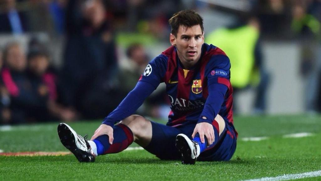 世界顶级球员梅西的脚,频率到底有多快?摄像头都差点跟不上