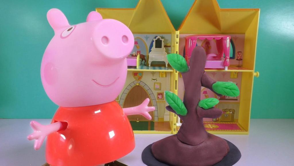 打开 打开 小猪佩奇粉红猪小妹海绵宝宝米老鼠小马 打开 粉红猪小妹