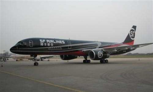顺丰开建自营机场 落户湖北鄂州预计2020投入使用 而有了飞机的顺丰