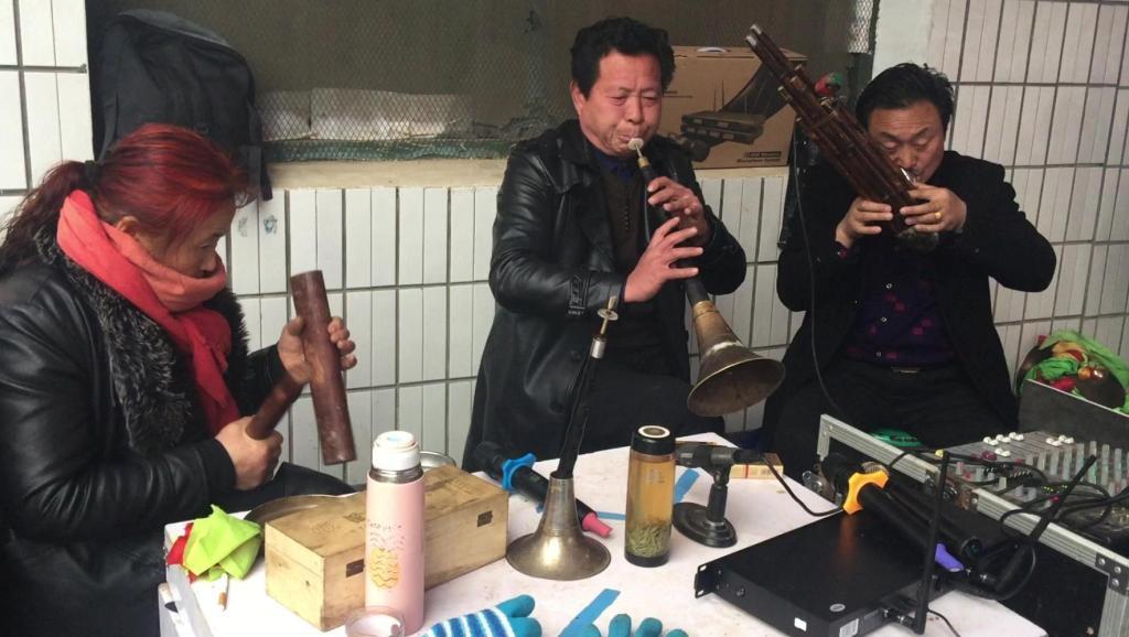 柴鑫鑫 唢呐演奏沸腾的黄土地