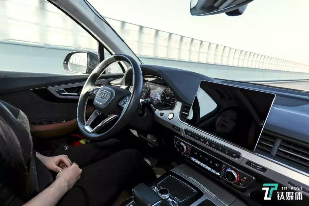 收起晚舟之殇! 刚刚, 华为重磅宣布: 无人驾驶正式上高速!