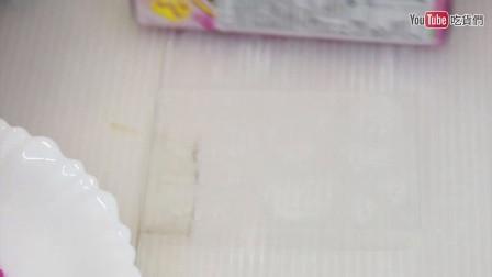 heart 手作装饰巧克力 知育菓子 食玩 自己手作造型巧克力装饰 DIY食玩巧克力 吃货们 人气网购美食开箱 Sunny Yummy kids toys 的大姐姐团购美食开箱