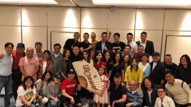 佘诗曼还是很美 郭蔼明老到认不出 TVB经典港剧刑侦演员重聚