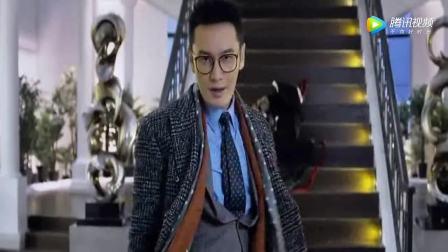 黄晓明一回家就被袭击,王祖蓝的一句话,真是笑死个人!