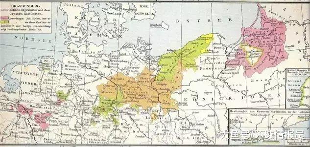 """加里宁格勒: 德国的""""龙兴之地""""为何会成为俄罗斯的领土?(图5)"""