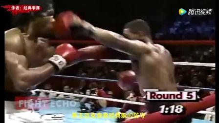 都知道泰森以重拳闻名世界,却忽略了他拥有神一样的防守技能