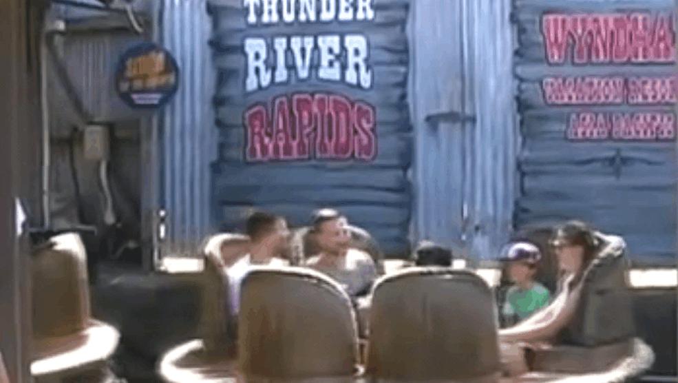 梦幻世界乐园船翻覆 四名游客死亡