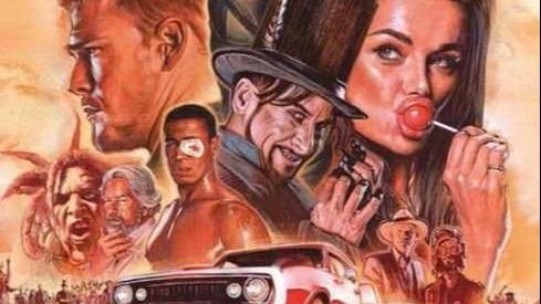 公路版的《斯巴达克斯》、血腥版的《速度与激情》,说的就是这部美剧