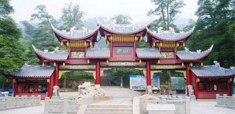 酒城: 四川泸州市最值得一去的五个旅游景点, 你都去过吗?