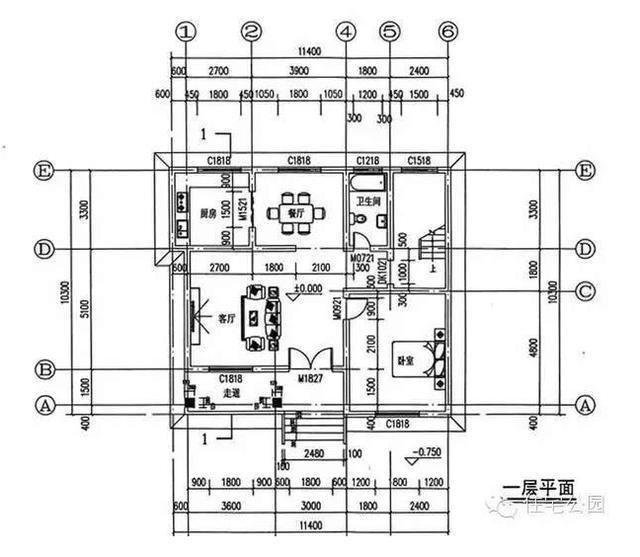 3平方米 结构设计:3层共设4室3卫1厅1厨房1餐厅1露台1车库 户型四