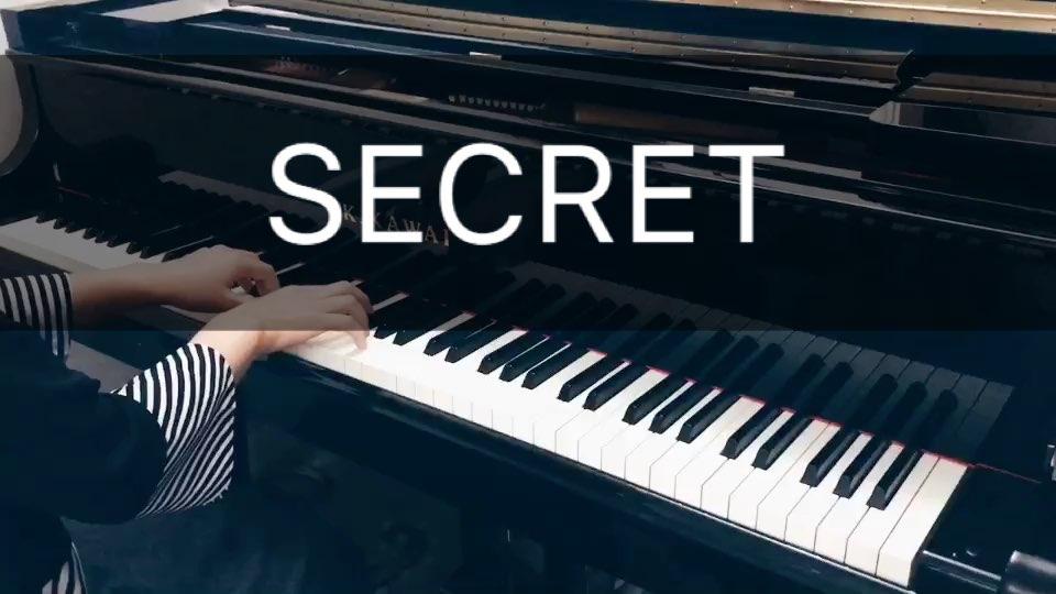 钢琴曲secret!