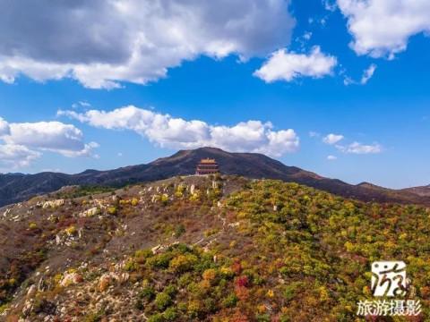 阜新海棠山风景区挂牌