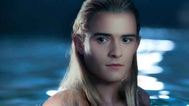 深深淪陷於《指環王》中的精靈王子和精靈王, 顏值逆天, 你們更喜歡哪個?