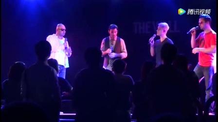 美国摇滚乐队Metro翻唱Beyond《光辉岁月》纯人声演唱超有感觉!