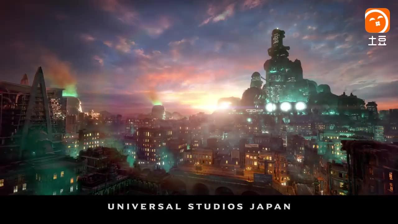 <最终幻想》VR过山车体验|VR科技网