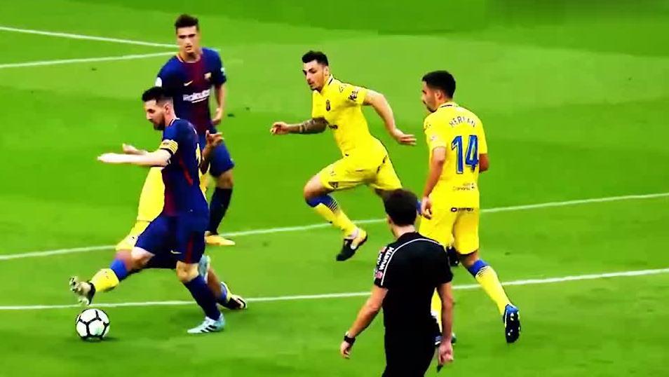莱昂内尔梅西 - 史诗般的足球运动员