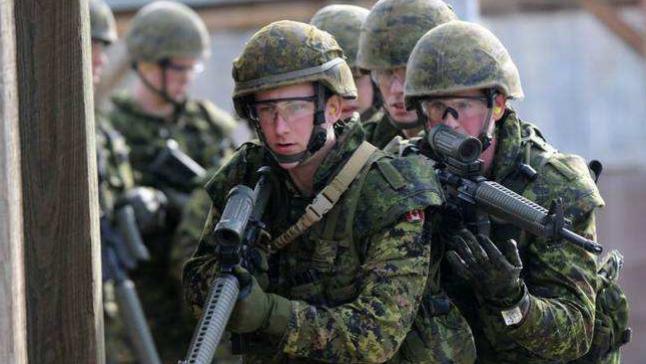 道理很简单 加拿大只靠6万军队, 为何能守住1000万平方公里领土