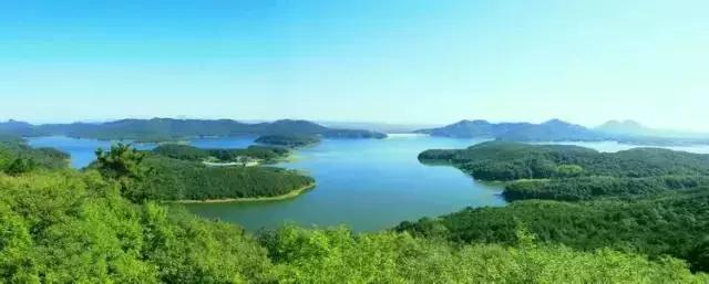 知名景点:薄山湖风景区