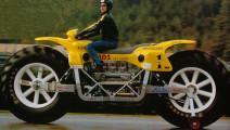 拉风无极限,世界上最大的摩托车