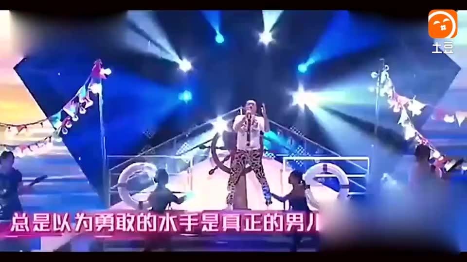 黄渤再现歌手本色, 这唱功唱得哈林都赞叹不已!