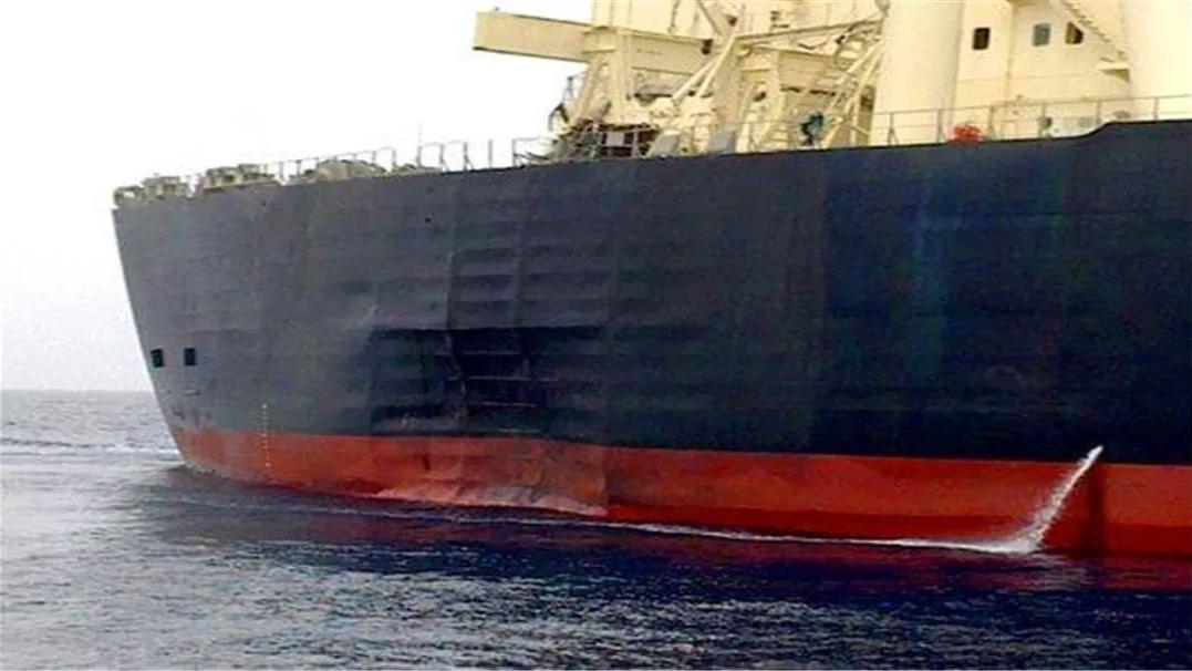 7艘油轮被毁, 美军机拉响警报 波斯湾传来爆炸声,
