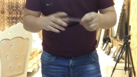魔术气球中国结的编法(流畅)