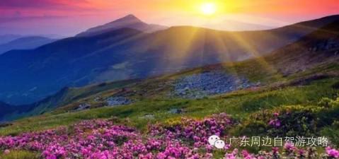 广东周边自驾游 | 新兴县十大旅游景点攻略