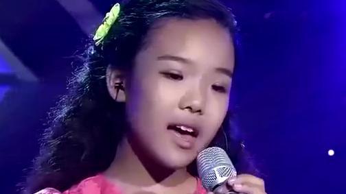 五岁女孩唱的比原唱刀郎还好听,全场沸腾,汪东城夸她前途无量!