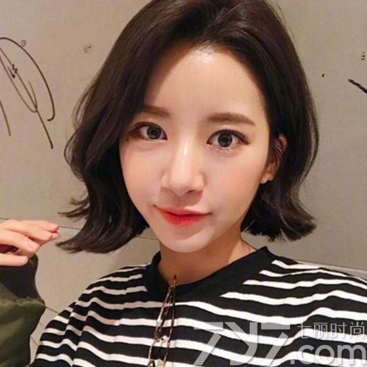 韩国女生发型2017短发 原来是短发最美!