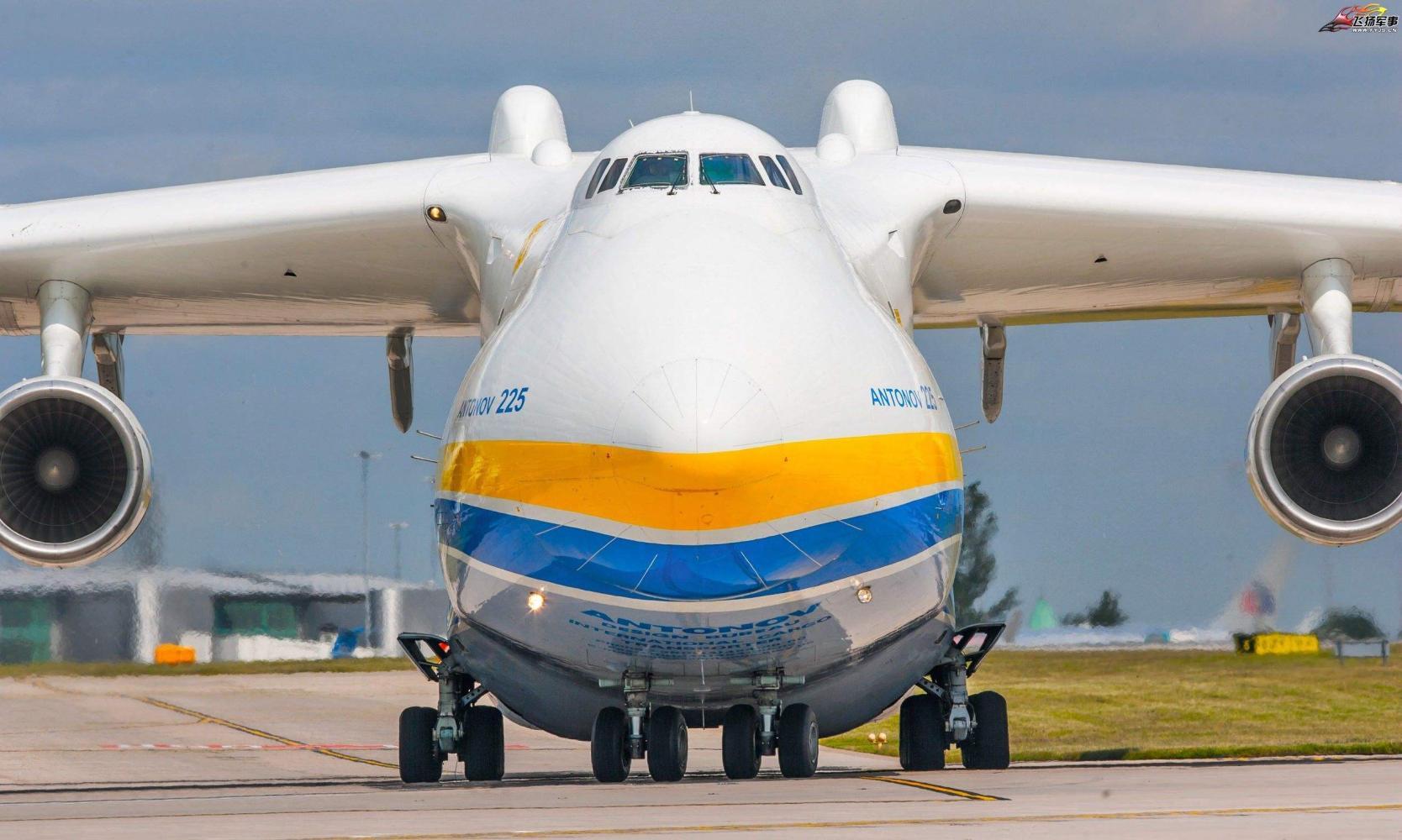 """世界最大! 安225""""梦幻""""超级运输机将落户中国 乌克兰同意了?"""