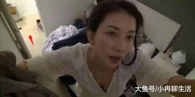 女神林志玲, 为何回到家中, 发现卧室中还有一人