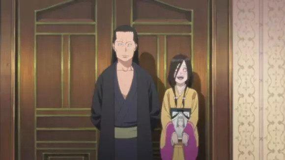 火影忍者雏田的妹妹花火长大了, 颜值爆表代替姐姐成女神!
