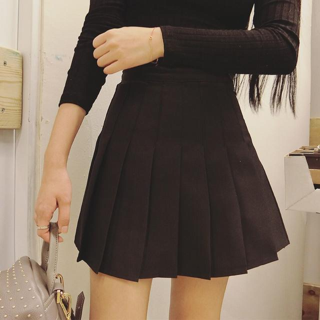 哪种半身裙显瘦_哪种半身裙时髦又显瘦, 穿裙子会挑才重要~